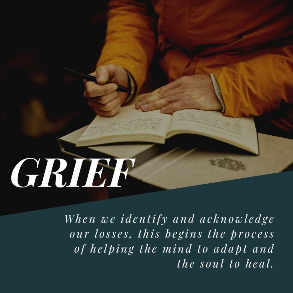 Grieving During COVID-19